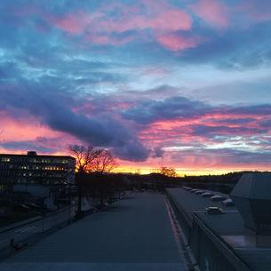 Abendhimmel - BUND KV Stuttgart