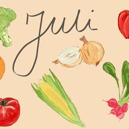 Saisonales Obst und Gemüse - BUND KV Stuttgart